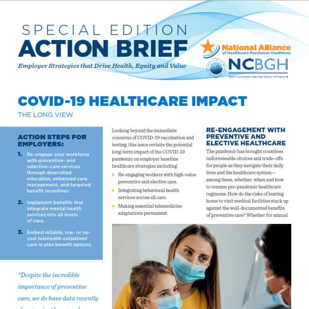 COVID-19 Healthcare Impact – The Long View