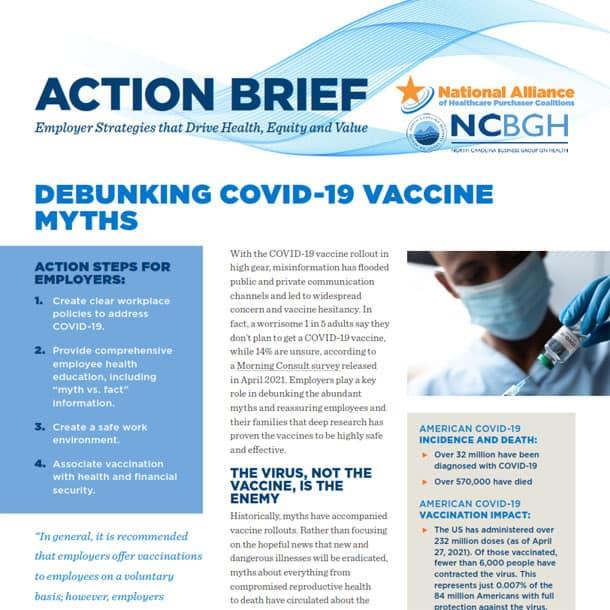 Debunking COVID-19 Vaccine Myths