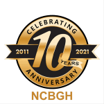 NCBGH - 10 Years Strong